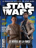 Rayon : Magazines BD (Science-fiction), Série : Star Wars : Insider T4, Star Wars : Insider : Déc 2015 / Jan 2016 (Couverture 1/2)