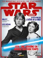Rayon : Magazines BD (Science-fiction), Série : Star Wars : Insider T8, Star Wars : Insider : Août / Octobre 2016 (Couverture 2/2)