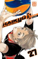 Rayon : Manga (Shonen), Série : Haikyu !! : Les As du Volley T27, Haikyu !! : Les As du Volley