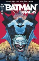 Rayon : Comics (Super Héros), Série : Batman Univers T14, Batman Univers