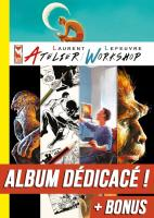 Rayon : Albums (Art-illustration), Série : Atelier / Workshop, Atelier / Workshop (Album Dédicacé) + Bonus
