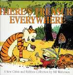 Rayon : Albums (Humour), Série : Calvin et Hobbes (Anglais) T11, There's Treasure Everywhere
