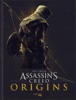 Rayon : Albums (Bio-Biblio-Témoignage), Série : Tout l'Art de Assassin's Creed Origins, Tout l'Art de Assassin's Creed Origins