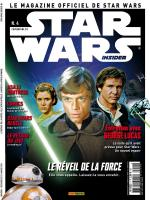 Rayon : Magazines BD (Science-fiction), Série : Star Wars : Insider T4, Star Wars : Insider : Déc 2015 / Jan 2016 (Couverture 2/2)