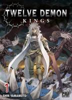 Rayon : Manga (Shonen), Série : Twelve Demon Kings T1, Twelve Demon Kings