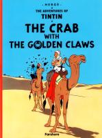Rayon : Albums (Aventure-Action), Série : Tintin (Anglais), The Crab with the Golden Claws