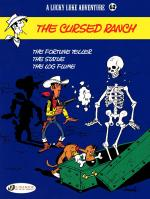 Rayon : Albums (Western), Série : Lucky Luke (Anglais) T62, The Cursed Ranch - Le Ranch Maudit