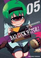 Rayon : Manga (Shonen), Série : Bad Luck Witch : Time Beetwen Witch and Me T5, Bad Luck Witch : Time Beetwen Witch and Me