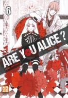 Rayon : Manga (Seinen), Série : Are You Alice ? T6, Are You Alice ?