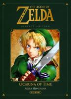 Rayon : Manga (Shonen), Série : The Legend of Zelda (Perfect Edition) T1, Ocarina of Time (Intégrale Tomes 2 & 3)