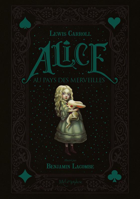 Les aventures d alice dans le pays des merveilles et par for Alice dans le miroir balthus