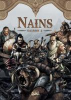 Rayon : Albums (Heroic Fantasy-Magie), Série : Nains (Jarry), Nains (Coffret Tomes 6 à 10)