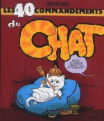 Rayon : Albums (Humour), Série : Les 40 Commandements, Les 40 Commandements du Chat