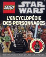 Rayon : Albums (Art-illustration), Série : Lego Star Wars, L'Encyclopédie des Personnages