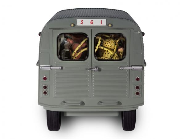 2cv citro n fourgonnette 1955 andr franquin bdnet com. Black Bedroom Furniture Sets. Home Design Ideas