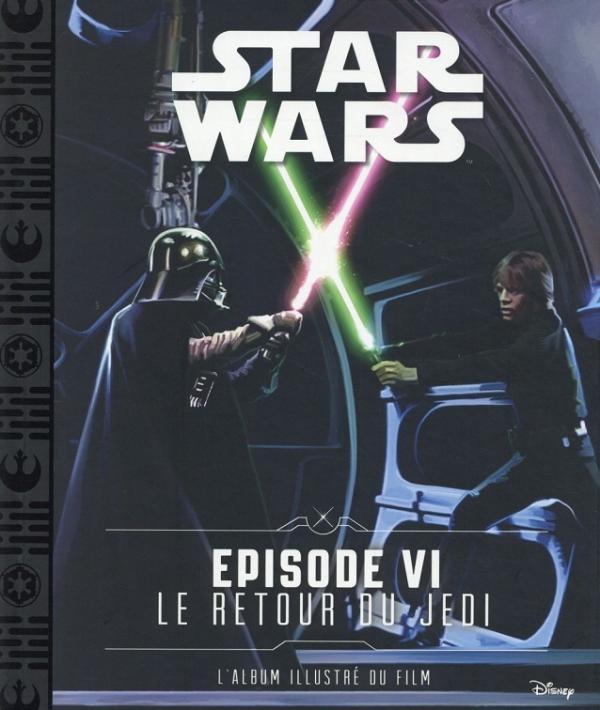 livre bd star wars