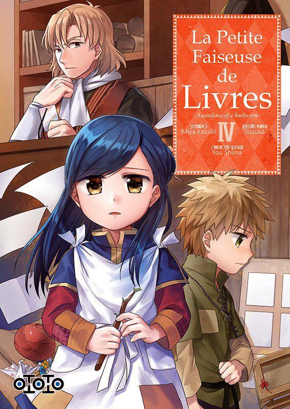La petite faiseuse de livres (4) : La petite faiseuse de livres