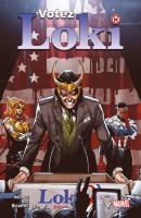 Rayon : Comics (Super Héros), Série : Loki : Votez Loki, Loki : Votez Loki
