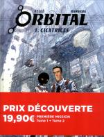 Rayon : Albums (Science-fiction), Série : Orbital T1, Orbital (Pack Découverte Tomes 1 & 2)