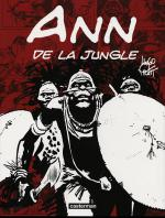 Rayon : Albums (Aventure-Action), Série : Ann de la Jungle, Ann de la Jungle (Couleurs)