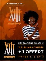 Rayon : Albums (Policier-Thriller), Série : Treize (XIII) Mystery T1, Treize (XIII) Mystery (Pack Promotionnel Tomes 1 à 3)