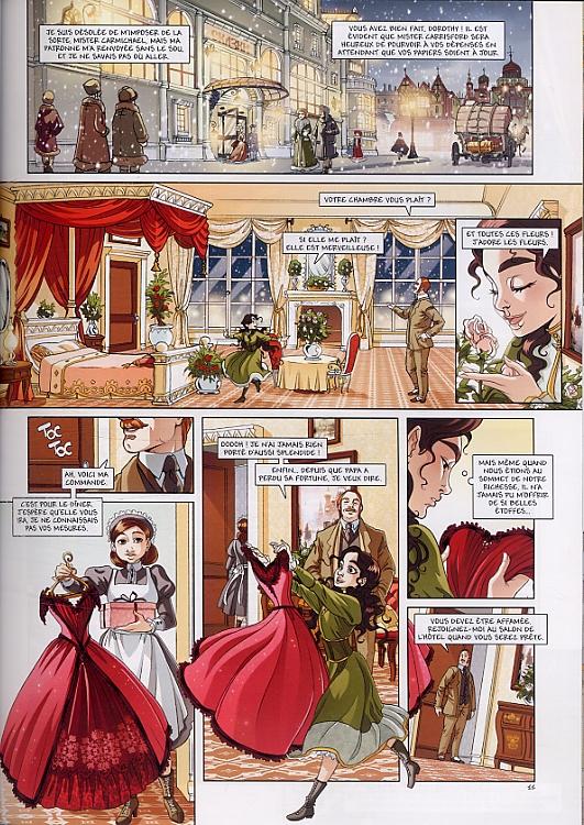 Serie princesse sara bdnet com - Princesse sarah 3 ...