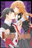 Rayon : Manga (Gothic), Série : Baroque Knights T8, Baroque Knights