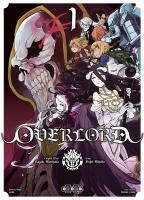 Rayon : Manga (Seinen), Série : Overlord T1, Overlord