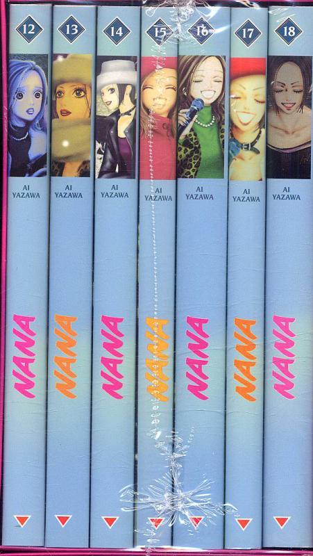 nike shox projecteur - Coffret Nana Tomes 12-13-14-15-16-17-18 - (Ai Yazawa) - Shojo ...