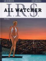 Rayon : Albums (Polar-Thriller), S�rie : IRS All Watcher T3, Petra