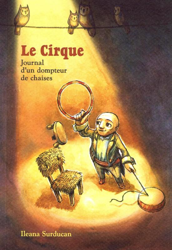 description d'un dompteur de cirque