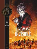 Rayon : Albums (Science-fiction), Série : L'Homme Invisible T2, L'Homme Invisible