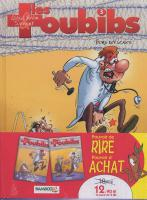 Rayon : Albums (Humour), Série : Les Toubibs T2, Pack Promo Tomes 3-4