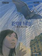 Rayon : Albums (Science-fiction), Série : Revoir Paris (Schuiten) T2, La Nuit des Constellations