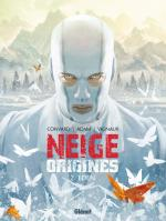 Rayon : Albums (Science-fiction), Série : Neige Origines T2, Éden