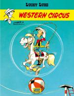 Rayon : Albums (Western), Série : Lucky Luke T36, Western Circus