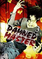 Rayon : Manga (Seinen), Série : Damned Master T3, Damned Master