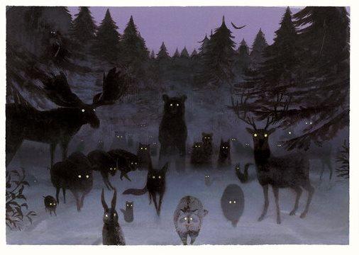 La Nuit de la Fête Foraine - (Gideon Sterer) - Animaux-Nature-Écologie  [BDNET.COM]