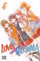 Rayon : Manga (Shonen), Série : Love X Dilemma T9, Love X Dilemma