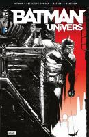 Rayon : Comics (Super Héros), Série : Batman Univers T5, Batman Univers