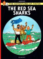Rayon : Albums (Aventure-Action), Série : Tintin (Anglais), The Red Sea Sharks