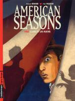 Rayon : Albums (Policier-Thriller), Série : American Seasons T1, 1963 Clara et les Nains