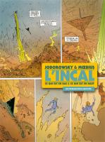 Rayon : Albums (Science-fiction), Série : L'Incal (Intégrale) T2, L'Incal (Intégrale Cycle 2)