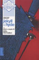 Rayon : Albums (Fantastique), Série : Classics Illustrated, Dr Jekyll & M.Hide + CD