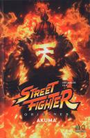 Rayon : Albums (Aventure-Action), Série : Street Fighter Origines : Akuma, Street Fighter Origines : Akuma