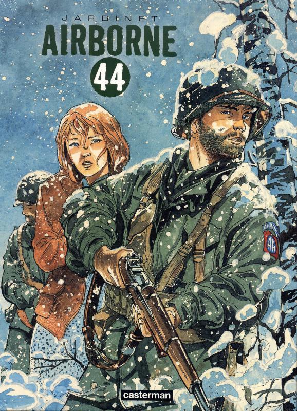 Airborne 44 Coffret Tomes 1 2 Philippe Jarbinet Historique Bdnet Com