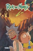 Rayon : Comics (Aventure-Action), Série : Rick and Morty T4, Rick and Morty