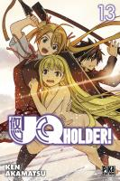 Rayon : Manga (Shonen), Série : UQ Holder ! T13, UQ Holder !