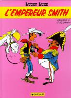Rayon : Albums (Western), Série : Lucky Luke T45, L'Empereur Smith
