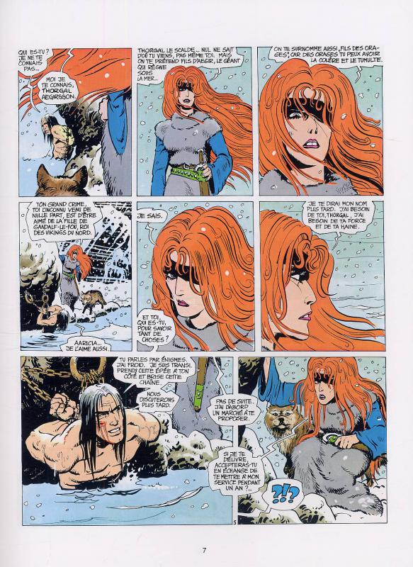 La saga de Thorgal, le héros nordique venu des étoiles 9782803623327_pg